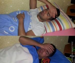 Tak mój brat śpi każdej nocy