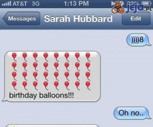 Urodzinowe balony