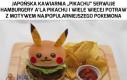 Potrawy a'la Pikachu