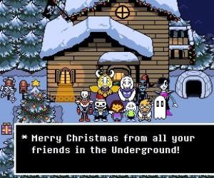 Wesołych Świąt życzy banda z Underground!