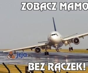 Zobacz mamo!