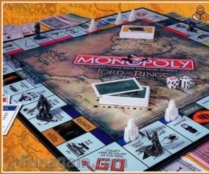Monopoly w stylu Władcy Pierścieni
