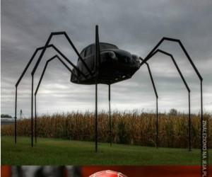 Szybko, do Spidermobilu!