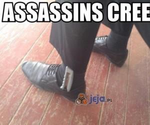 Jestę asasynę