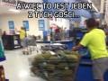 Jasio kupił 40 ananasów...
