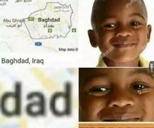 Gdzie jest tata?