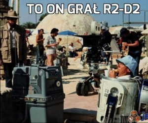 To on grał R2-D2
