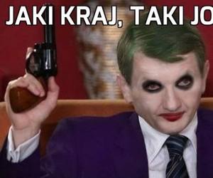 Jaki kraj, taki Joker