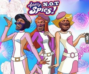 Totally Not Spies