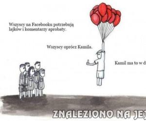 Bunt na Facebooka!