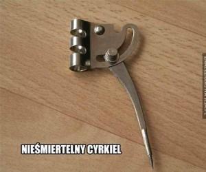 Nieśmiertelny cyrkiel
