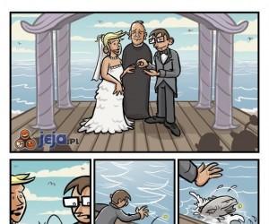 Pomocna dłoń na ślubie