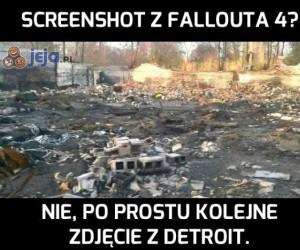 Screenshot z Fallouta 4?