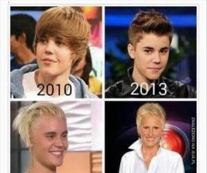 Justin... dokąd zmierzasz?