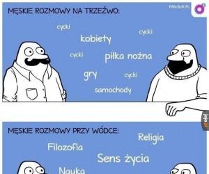 Męskie rozmowy