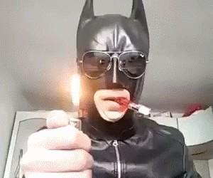 Batman, co Ci odpiernicza?!