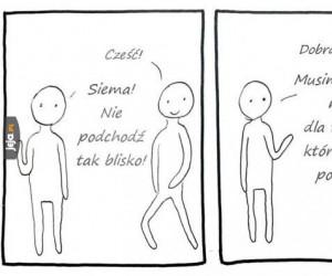 Komiksowe życie