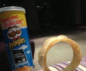 Co można zrobić z Pringlesów
