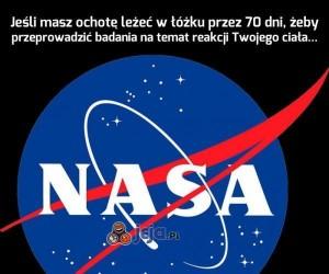 NASA trafia w oczekiwania studentów