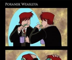 Poranek Weasleya