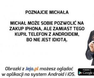 Poznajcie Michała