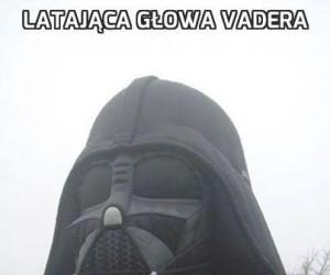 Latająca głowa Vadera