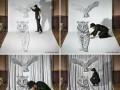 Trójwymiarowa sztuka