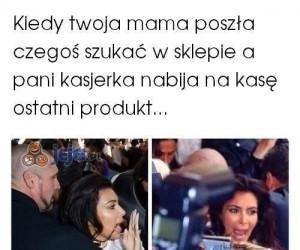 Kiedy twoja mama...