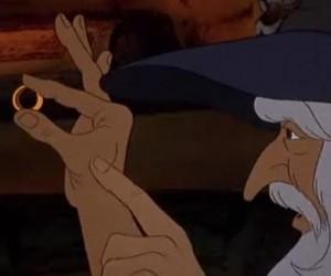 Och, Gandalfie!