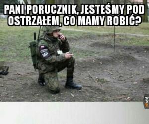 Kobieta w wojsku