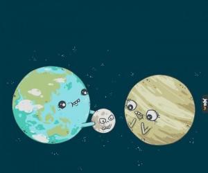 Planetarne walentynki