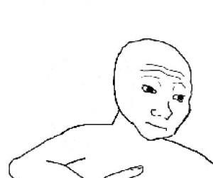 Kiedy widzę smutny obrazek na Jeja