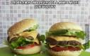 Zrobiłem hamburgery dla mnie i mojej dziewczyny