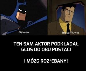 Rany, już wiem kim jest Batman!