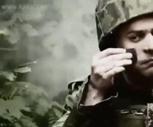 Nowe maskowanie wojska