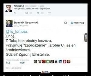 To uczucie, kiedy polscy politycy i ich otoczenie