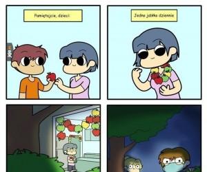 Jedno jabłko dziennie