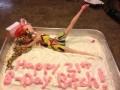 Ciasto na 21 urodziny