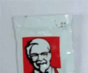 Bo zwykłe wyciskanie ketchupu jest zbyt mainstreamowe