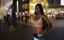 Spódniczka z podświetleniem