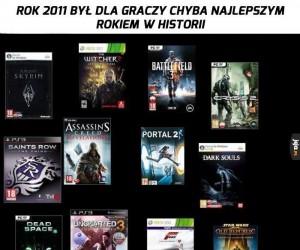 2011 rokiem graczy?