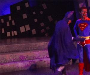 Batman, Superman! Ogarnijcie się, chłopcy!