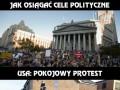 Manifestacje w różnych częściach świata