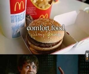 Nie ma to jak dobre jedzenie