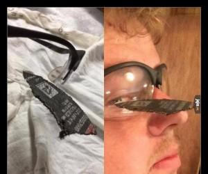 Dzieci, zawsze noście okulary ochronne