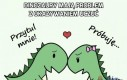 Dinozaury mają problem z okazywaniem uczuć