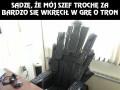 Nowe krzesło szefa