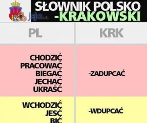Słownik polsko-krakowski