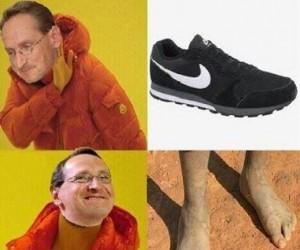 Po co komu buty?
