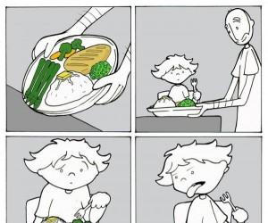 Podawanie posiłków